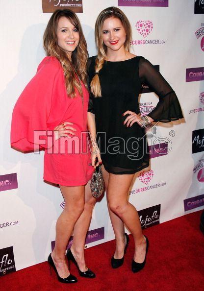 Cougars Inc. Movie Premiere | Carmen & Camille
