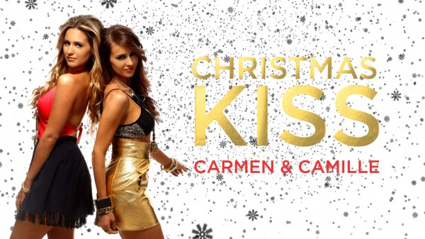 Happy Holidays from Carmen & Camille