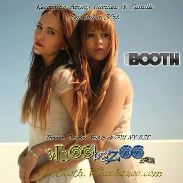 Tune in at 4pm PST tonight to hear our live radio interview with The Booth (out of Brockton, MA)... www.thebooth.whoobazoo.com